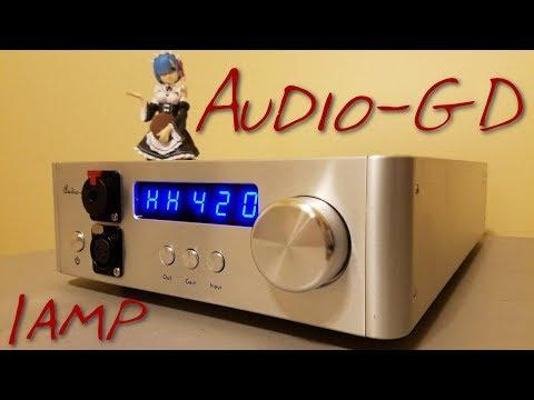 Z Review – Audio-GD NFB-1AMP [Top Tier Hi-Fi Head-Amp]