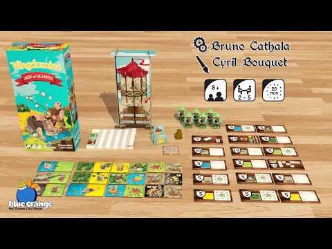 Spieletrailer Kingdomino - Zeitalter der Giganten - Vorschaubild
