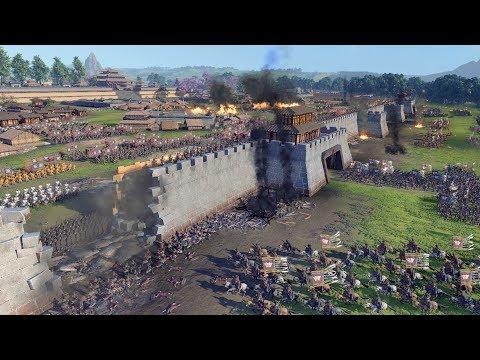 Gameplay de Total War: Three Kingdoms