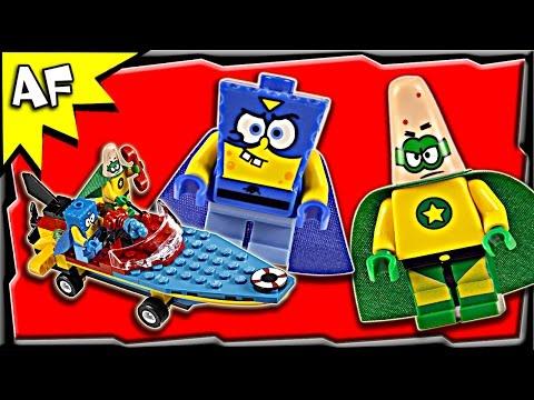 Vidéo LEGO Bob l'éponge 3815 : Les Super-héros des profondeurs