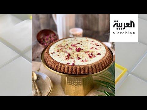العرب اليوم - شاهد: من جدة حلويات العيد بنكهات جديدة