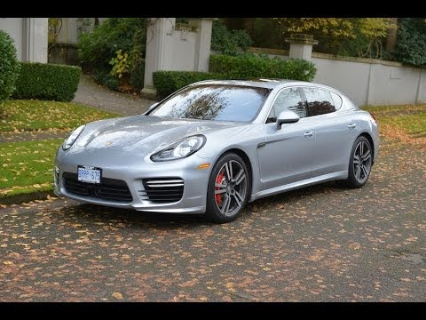 2014 Porsche Panamera Turbo review