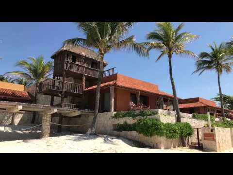 *NEW* Playa Del Carmen & Playacar Beach Tour 2017 – Mexico (HD)