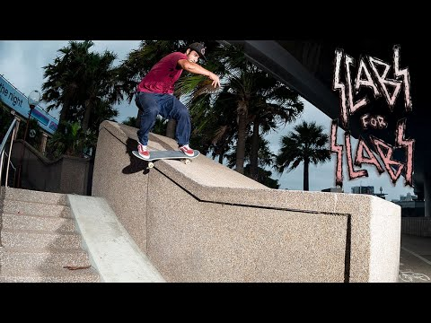 Rough Cut: Independent's Scabs for Slabs Video