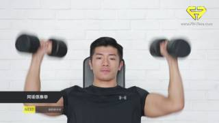 FitTime哑铃增肌系列三:肩部训练 by MikeLingFitness