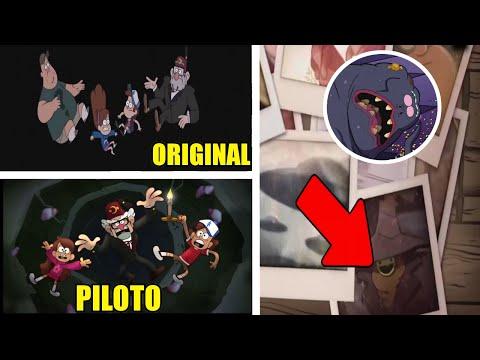 15 Secreto De Gravity Falls Jamas Antes Visto
