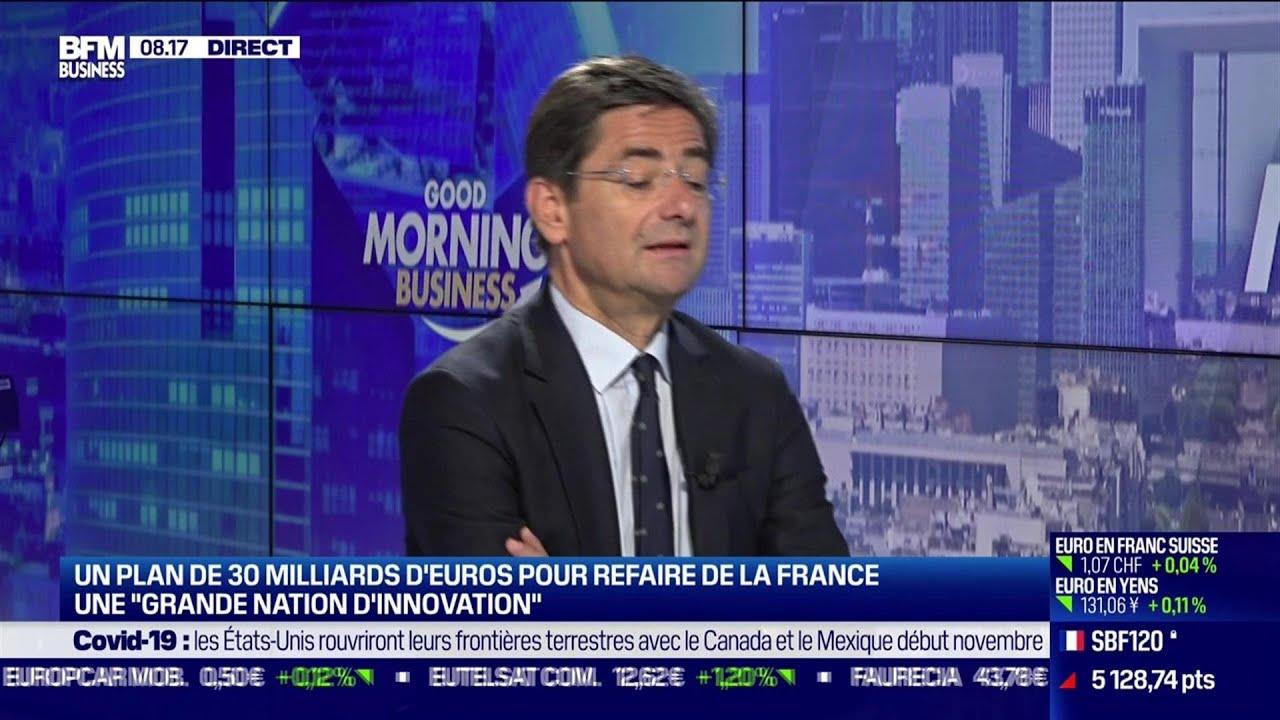 Nicolas Dufourcq (Bpifrance) : Plan d'investissement, quels projets en matière d'innovation ?