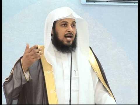 فضل عشر ذي الحجة وأحكام الاضحية l د. محمد العريفي