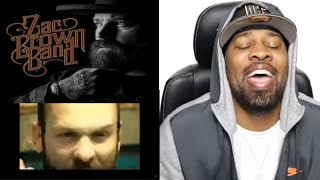 Zac Brown Band - Whatever It Is, Sweet Annie, & Toes Video | Reaction