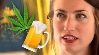 Weed Vs. Alcohol