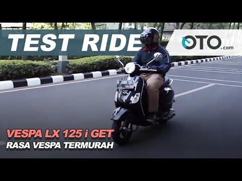 Menjajal Vespa Termurah, LX 125 i Get I OTO.com