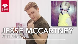 Jesse McCartney Recreates Pose From Debut Album + Dream Street Photos | #TBT Photos