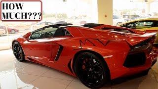 Покупка Суперкаров в Дубай