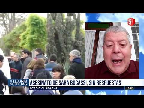 Sergio Guaragna, caso Bocassi