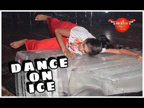 ICE Dance stage perfomance | Zara zara song | Khwaab 2019 | Jackson Dance Zone
