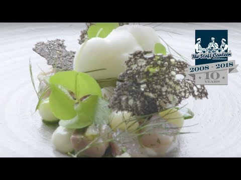 Scottish mackerel, yoghurt, apple, and Yuzu-kosho recipe by Stuart Ralston