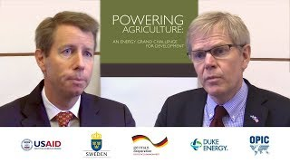 Speaker Highlights from the 2015 Powering Agriculture Innovator Showcase