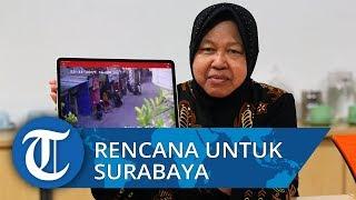Paparkan Rencana dan Harapannya untuk Surabaya, Tri Rismaharani Kunjungi Redaksi Tribun