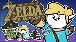 The Legend of Zelda: Breath of the Wild - ADVENTURE PERFECTED