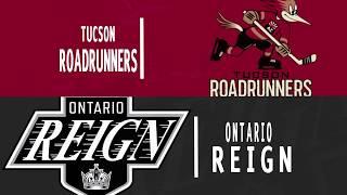 Roadrunners vs. Reign | Feb. 28, 2020