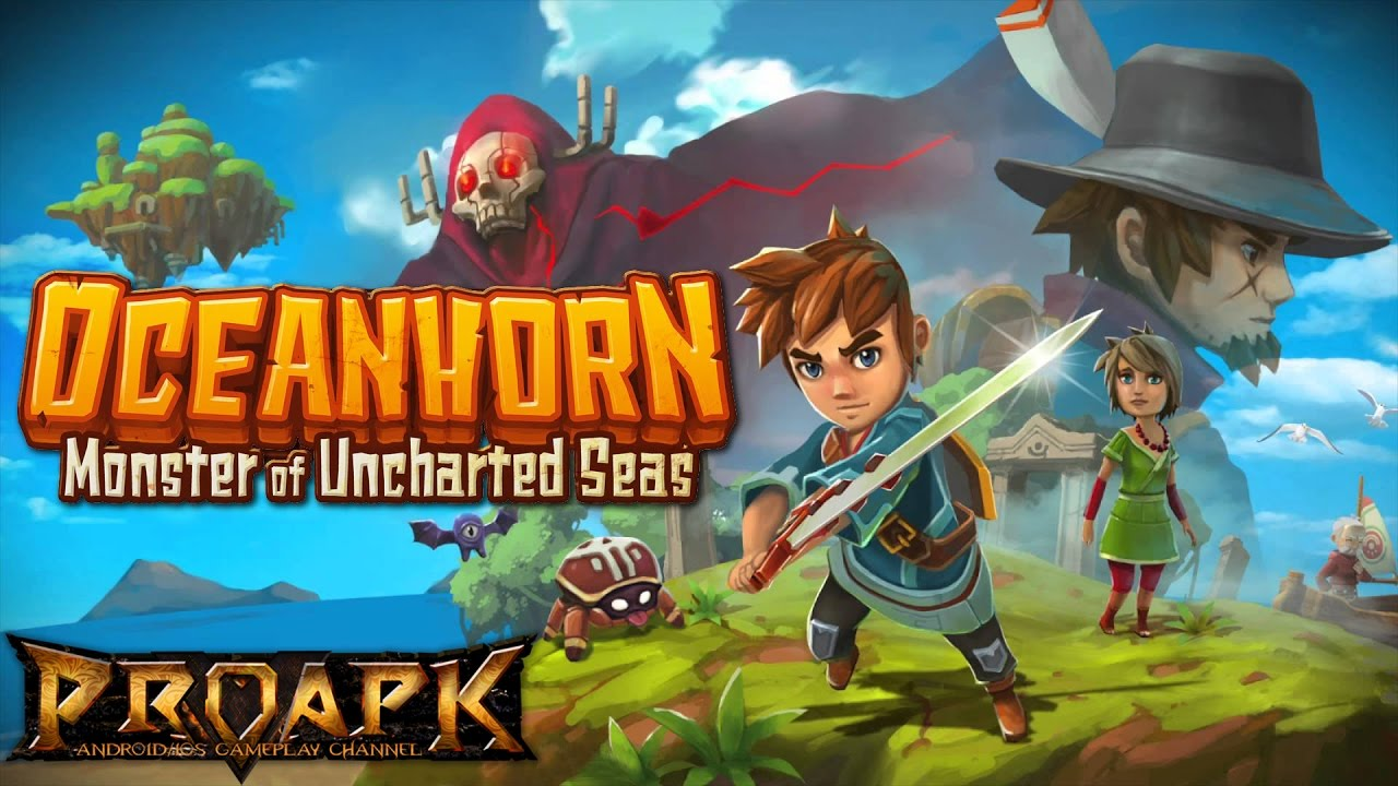 Oceanhorn hack version