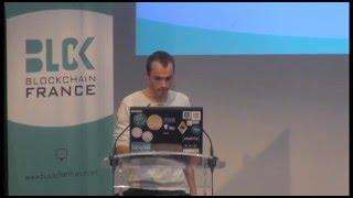 Réinventer la French Tech par la blockchain | P-A Ciavaldini | Conférence Big Bang Blockchain