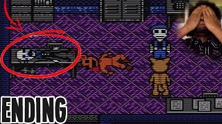 CRAZIEST ENDING EVER.. WHO IS THAT | Five Nights at Candy