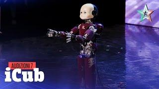 ICub, Concorrente Artificiale
