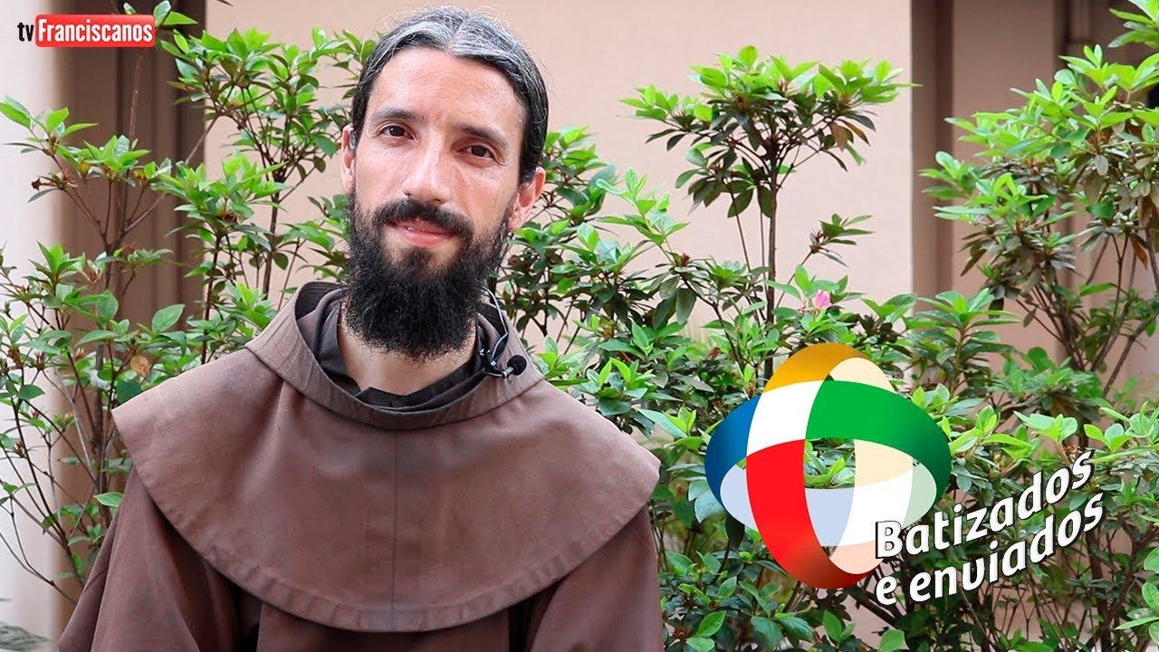 Mês Missionário Extraordinário: Frei André Luiz Henriques