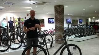 Specialized Sirrus Hybrid Bike 2017