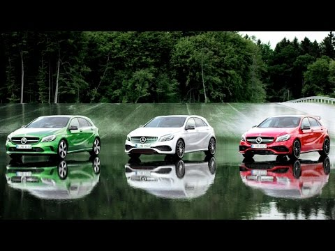 Mercedes-Benz TV: The new generation A-Class – Trailer.