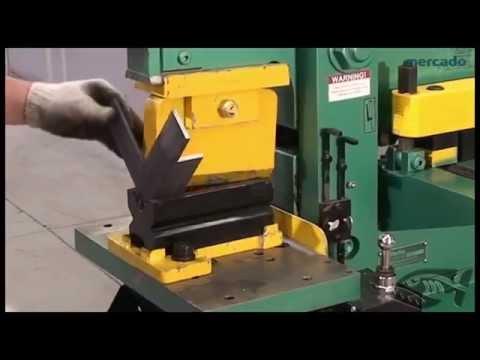 Escote y doblez de ángulo - Metaleros Universales Piranha