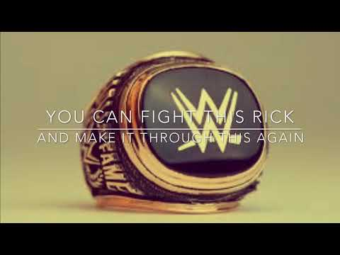 Ric Flair Fight Song - MAKE IT THROUGH THIS RIC - Kaleb WWE AND Minecraft Gaming
