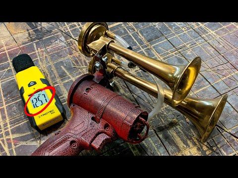 Building an Air Horn Gun