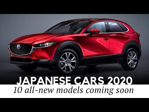 10 New Japanese Cars That Will Be Upholding Reliability Standards In 2020