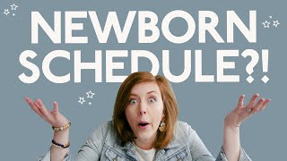 The Newborn Nap Schedule You've Been Searching For!