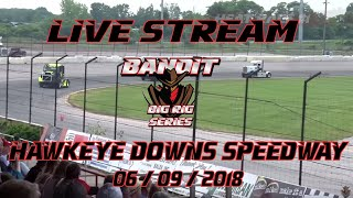 Trucks - HawkeyeDowns2018 Bandit Round4 Race Full Race