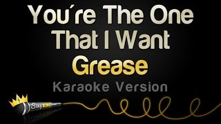 Grease - You're The One That I Want (Karaoke Version)