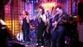 Chain of fools - Soultime (concierto en Intruso bar) 6-12-2015