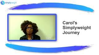 Carol's testimonial | Simplyweight