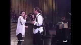 Eros Ramazzotti  ☆¸•★¸•´♫ Amarti è l'immenso Per Me   LIVE   HD (Español)