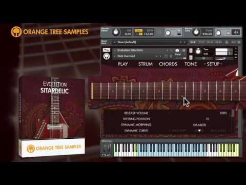 Video for Evolution Sitardelic - Walkthrough Demonstration
