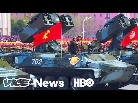North Korea's Failed Launch: VICE News Tonight on HBO (Full Segment)