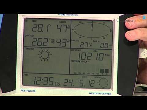 Wetterstation PCE FWS 20