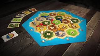 Picture of a game: Catan