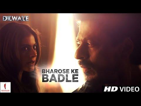 Dilwale | Bharose Ke Badle | Kajol, Shah Rukh Khan, Kriti Sanon, Varun Dhawan