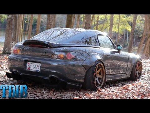 The DEATH TRAP S2K!- LS1 S2000