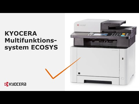 KYOCERA Multifunktionssystem ECOSYS M5526cdw im FACTS-Check
