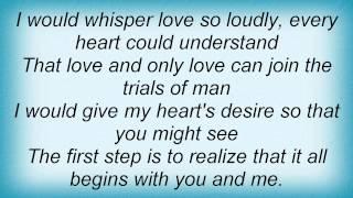 Judds - Love Can Build A Bridge Lyrics