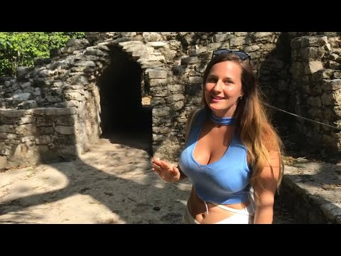 Discover Coba – The mayan ruins in the jungle